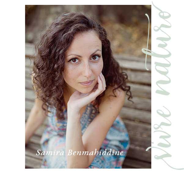 Samira Benmahiddine Vivre Naturo
