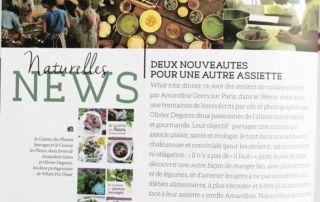 News Magazine Naturelles n°3