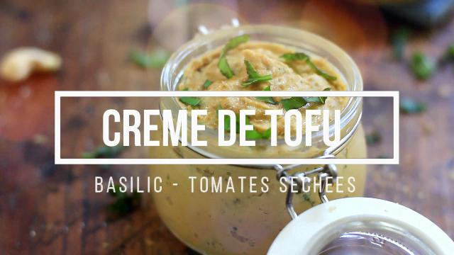 Crème de tofu lactofermenté