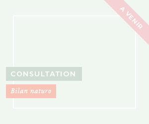 Consultation Bilan Naturo